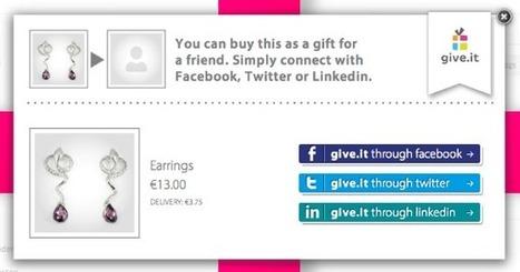 Optimiza tu sitio de e-commerce para la compra y el envío de regalos a través de las redes sociales | Sergio Lima | Scoop.it