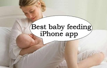 Best Baby Feeding iPhone App: Good Breastfeeding Mothers | How to blog,seo,Tips And Tricks,Blogger,Wordpress,Website,Google,Doc | Scoop.it