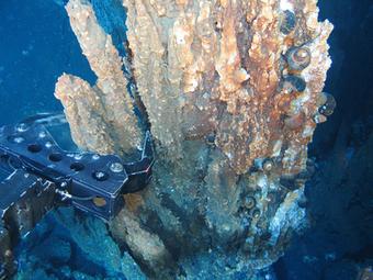 Expanding boundaries of mineral exploration | Mineralogy, Geochemistry, Mineral Surfaces & Nanogeoscience | Scoop.it