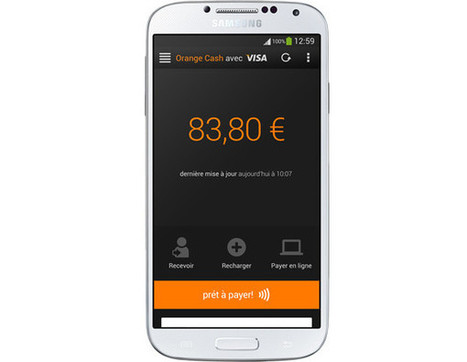 Orange to partner with Wirecard for new mobile payment service Orange Cash | NFC | Scoop.it