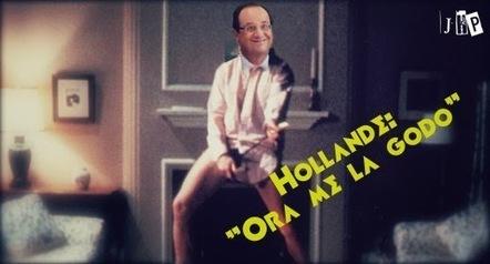 Hollande non torna con Valerie e se la spassa! - JHP by Jimi Paradise™ | GOSSIP, NEWS & SPORT! | Scoop.it