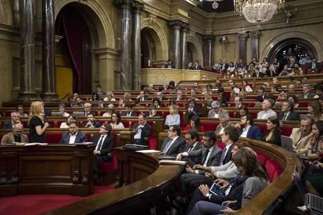 La oposición rechaza que el Parlament debata el proceso constituyente, Àngels Piñol | Diari de Miquel Iceta | Scoop.it