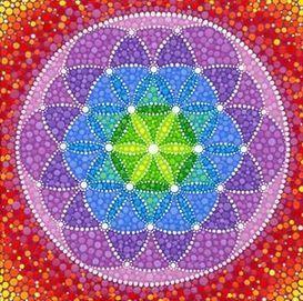 Escuela de Sagrada Geometria del Sur del... - Arthania Escritora pintora de ondas del sonido www.arthania.es | Facebook | Matématicas | Scoop.it
