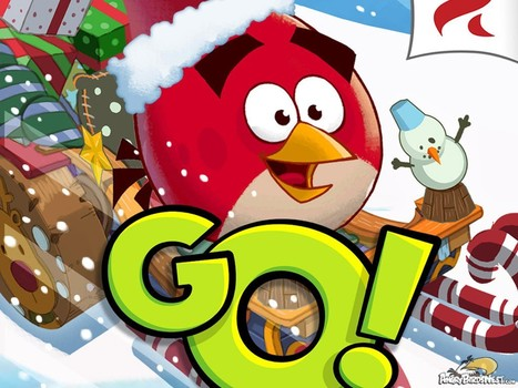 Play Angry Birds Go! Online Game   Play Candy Crush Games   Scoop.it