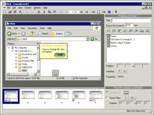 Un superbe logiciel gratuit pour la création de tutoriels animés et commentés | ERP et applications | Scoop.it
