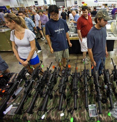 'Living With Guns,' by Craig R. Whitney | Second Amendment-Gun Control-Julia MacLean | Scoop.it