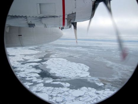 16-foot Waves Measured in Arctic Ocean Where There Was Once Only Ice | Geography | Scoop.it