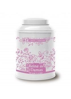 Thé blanc-Bio-Reine de Damas-thé blanc de chine-Fenêtre sur Goût | thé | Scoop.it