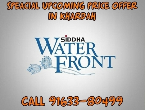 Siddha Waterfront Special Offer | Real Estate | Scoop.it