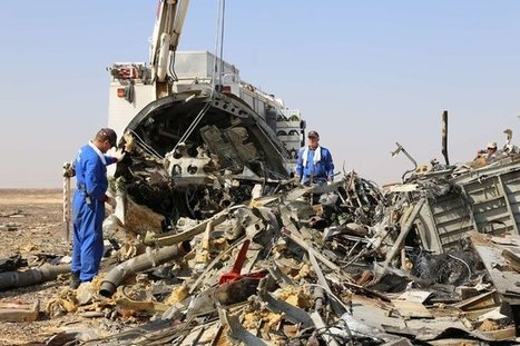 Britain, Concerned About Russian Crash, Halts Flights From Egyptian Resort | The Jett Journal | Scoop.it