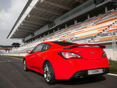 future motor cars: Hyundai Genesis Coupe features | vehicles | Scoop.it