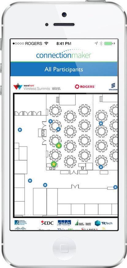 ConnectionMaker Indoor Location System | Indoor LBS | Scoop.it
