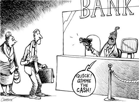 Un banquier détourne les gains du loto d'un client illettré | 694028 | Scoop.it