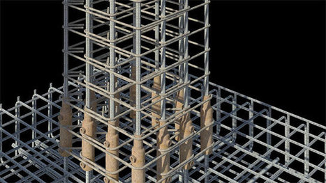 how to be a successful rebar checker | field inspection of rebar | Construction - BIM - Revit Global | Scoop.it