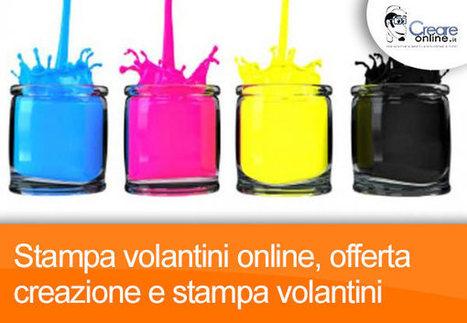 Stampa volantini online, offerta creazione e stampa volantini - Creareonline News   Stampa on line   Scoop.it