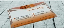 Corporate Classic Basketball sports vejeting card! | artgrap.com | Artwork, Graphic & Illustration | Scoop.it