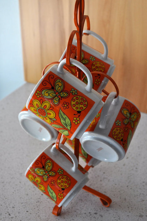 Vintage Coffee Mugs | kitchen Fix it | Scoop.it