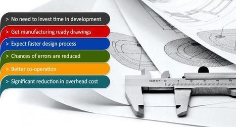 How CAD Outsourcing Can Help in Reducing Product Development Costs | Engineering Design & CAD Drafting Outsourcing Services | Scoop.it