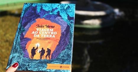 UNIVERSO DOS LEITORES: Viagem ao Centro da Terra, de Jules Verne | Ficção científica literária | Scoop.it