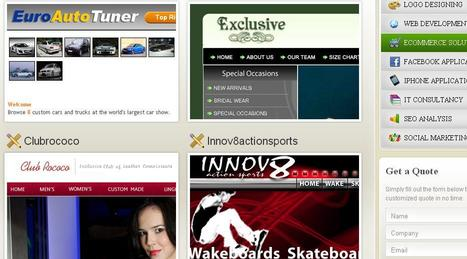 Webnoxs Technologies offers Web Design,Web Development,E commerce Karachi   Custom ecommerce   Scoop.it