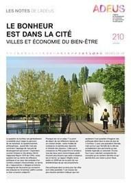 Strasbourg - Les Notes de l'ADEUS n°210 : économie | Dernières publications des agences d'urbanisme | Scoop.it