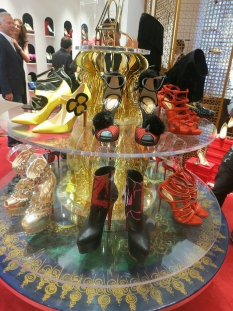 Louboutin Lands in Beijing | China Fashion Trends | Fashion for all man kind | Scoop.it