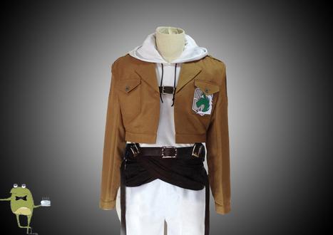 Attack on Titan Annie Leonhardt Cosplay Costume for Sale | Attack on Titan Cosplay Costumes | Scoop.it