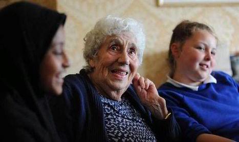 Caring schoolchildren and care home residents try pioneering 'Dementia Friends' programme | Dementia 4 Schools | Scoop.it