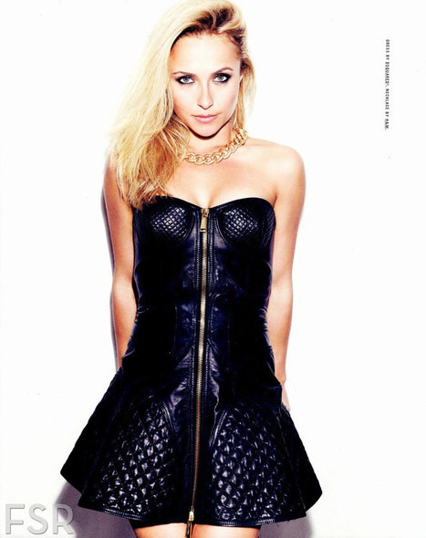 Photo : Hayden Panettiere Nylon Magazine (March 2013) | Radio Planète-Eléa | Scoop.it