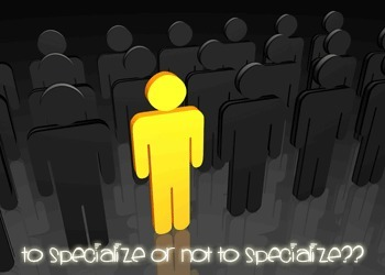 To Specialize or not to Specialize, that is the Question | Dana Translation | Scoop.it
