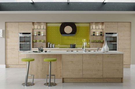 Contemporary Kitchens | Homeworld | Scoop.it