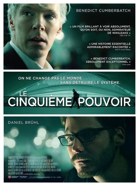 PHOTOS - 5 films à voir avant Le Cinquième Pouvoir - Premiere.fr Cinéma | cinéma | Scoop.it