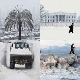 Extreme Winter Weather Explained: Scientific American | Sustain Our Earth | Scoop.it
