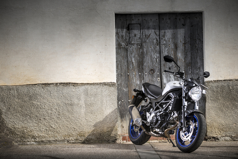 Suzuki Confirms Price for New SV650 | Motorcycle Industry News | Scoop.it