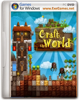 Craft The World Game - Free Download Full Version For PC | This is | Scoop.it