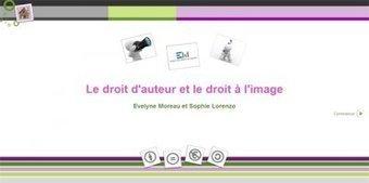 Le droit d'auteur et le droit à l'image - Educavox   Droit de l'image   Scoop.it