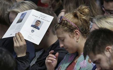 At MIT Cop's Memorial Service, Joe Biden Goes Off on 'Knock-Off Jihadists' | Gov & Law Gov & Law | Scoop.it