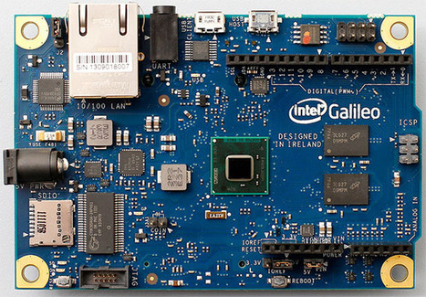 Intel's Quark SoC spawns Arduino-compatible development board - The Tech Report, LLC | Raspberry Pi | Scoop.it