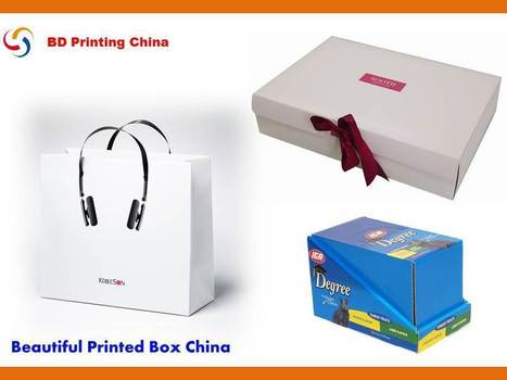 Get Your Custom Printed Boxes Made From BD Printing, China! | Printing China | Scoop.it