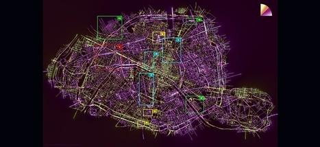 Ce que l'orientation des rues de Paris nous dit de son histoire | Paris, son histoire | Scoop.it