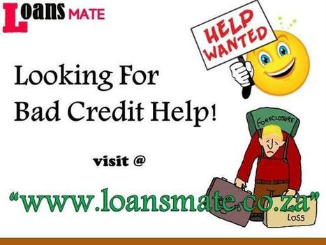 Bad Credit Loans-Know Your Advance Cash Aid Entirely | Same Day Loans Mate | Scoop.it