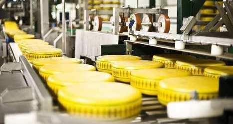 Bel profite de la vogue mondiale du fromage en tranches | Dairy farming and industry | Scoop.it