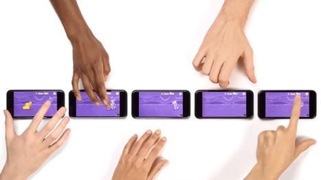 Milka Biscuit Saga : une application multijoueurs inédite | Actus, Médias & Co | Actualité du marketing digital | Scoop.it