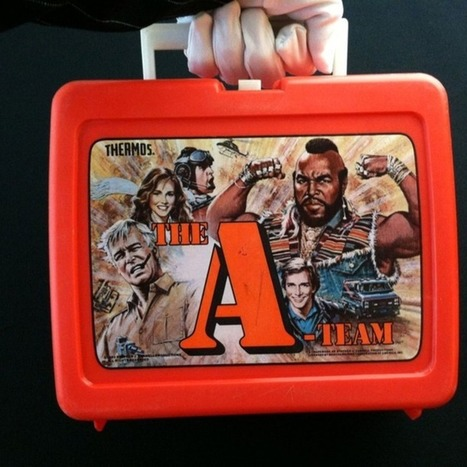Return to a Cooler Childhood With 25 Vintage Lunch Boxes | Retro Life | Scoop.it
