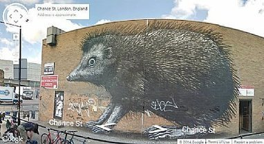 Where To Find London Street Art? [360° Interactive Tour] | Travel News, Ideas & Latest Holiday Rentals Offers | Scoop.it