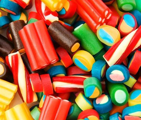 Les bonbons: nobles péchés mignons! | bonbon | Scoop.it