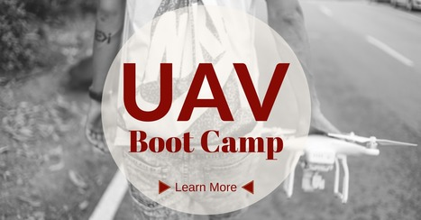 UAV Boot Camp: Online Drone Training Course for New Pilots | Drone | Scoop.it