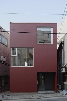 Rouge / APOLLO Architects & Associates | Idées d'Architecture | Scoop.it