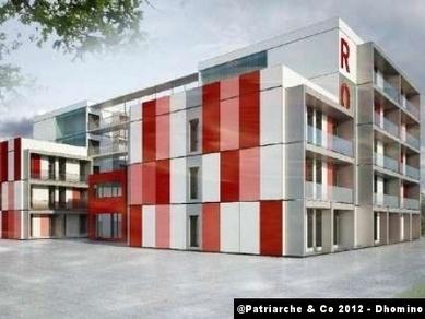 Premier écoquartier étudiant pour le CNOUS/CROUS de Toulouse | Les éco-quartiers | Scoop.it