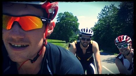 [Mon premier Ironman] #Episode 4 – Les temps sont durs… mais on fait avec !   Entrainement Triathlon   Scoop.it